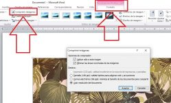 Archivo Word con Imágenes ¿Cómo reducir su tamaño?