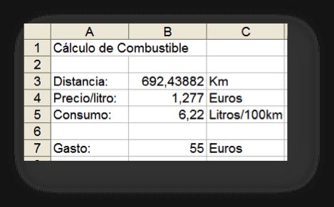 Resultado Buscar Objetivo Excel