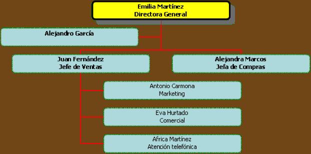 organigrama fase 4