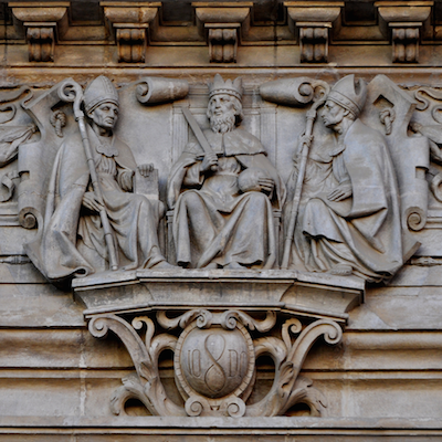Escudo del Ayuntamiento de Sevilla