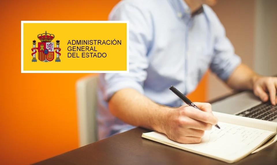 Examenes Auxiliar y Administrativo del Estado