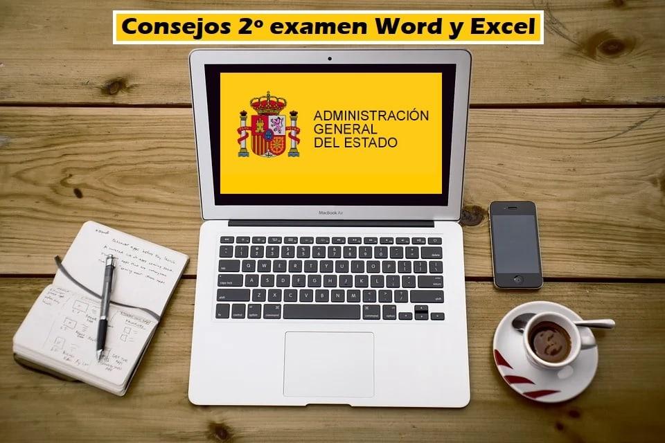 Consejos Word y Excel Auxiliar Administrativo Estado